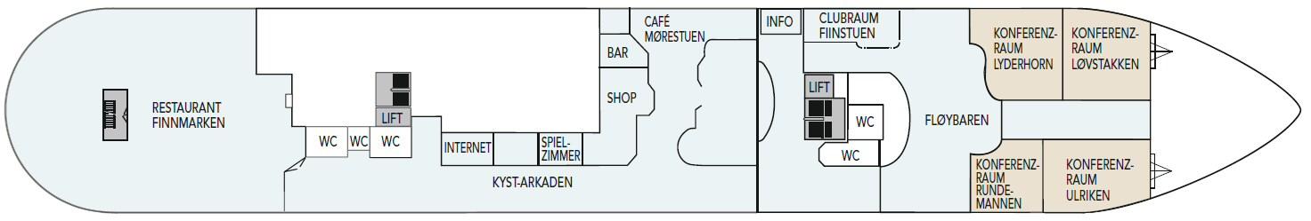 Finnmarken Deck 4