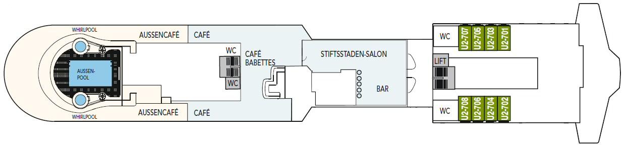 Finnmarken Deck 7