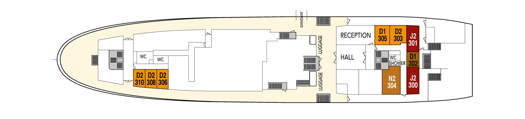 Finnmarken Deck C