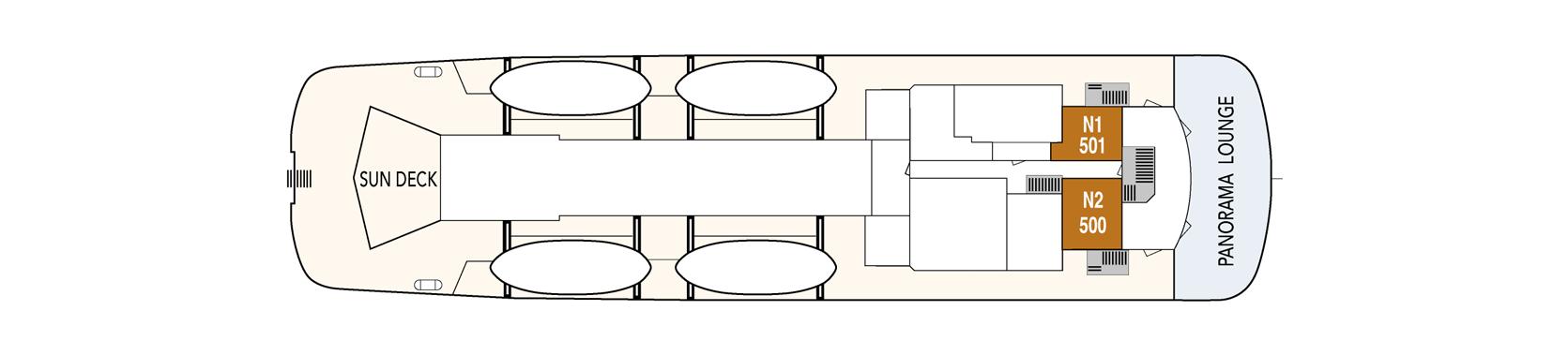 Finnmarken Deck E