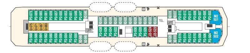 nordkapp Deck 5