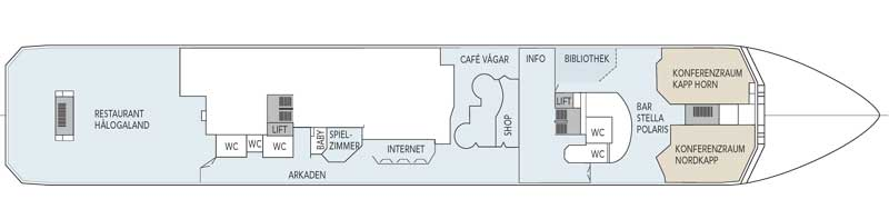 nordnorge Deck 4