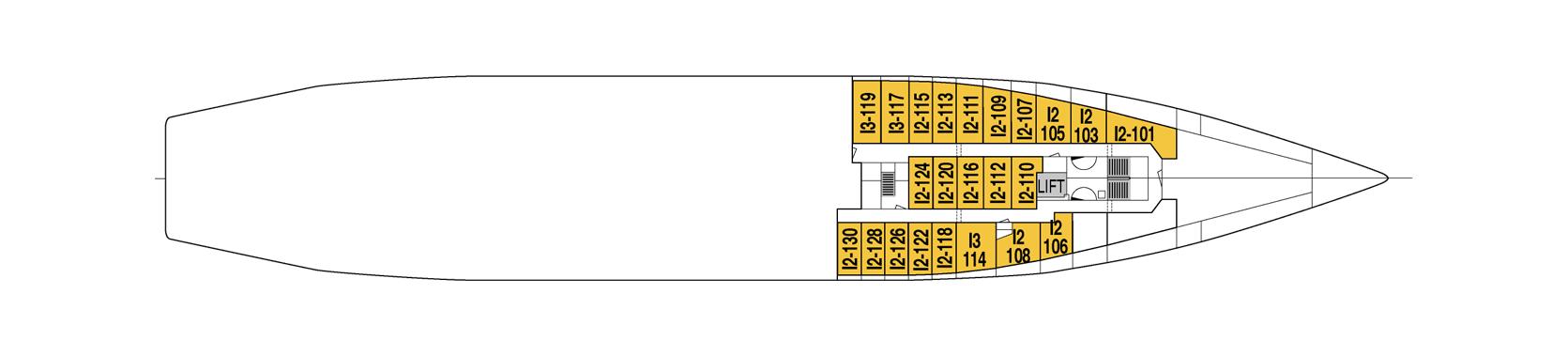 Vesteralen Deck A